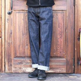 TROPHY CLOTHING トロフィークロージング / 「1605 STANDARD DIRT DENIM」 スタンダードダートデニム / MEN'S メンズ / デニム / パンツ / ワンウォッシュ / 14.5oz / ワーク / カジュアル / アメカジ / モーターサイクル