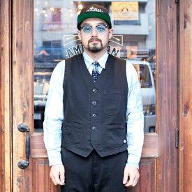 The Stylist Japan×Dickies ザスタイリストジャパン×ディッキーズ / 「Vest」 ベスト / セットアップ / 3ピース / 5ボタン / スーツ / 無地 / フォーマル / カジュアル / ストリート / アメカジ