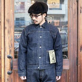TROPHY CLOTHING トロフィークロージング / 「Dirt Denim Jacket」 Gジャケット / MEN'S メンズ / デニム / ジャケット / Gジャン / セットアップ / ワーク / カジュアル / アメカジ