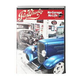 FLY WHEELS フライウィール / 「FLY WHEELS ISSUE #70」 カルチャーマガジン / 本 / 雑誌 / 趣味 / 車 / バイク / アメカジ