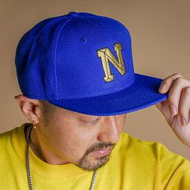 NASTOYS ナストイズ / 「NEW FINK CAP」 スナップバックキャップ / MEN'S メンズ / キャップ / 帽子 / スナップバック / 刺繍 / カジュアル / ストリート / アメカジ