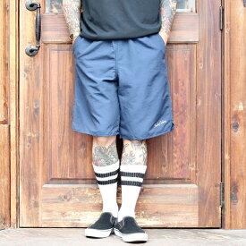 TROPHY CLOTHING トロフィークロージング / 「Gym Shorts」 ジムパンツ (21SS) / MEN'S メンズ / ショーツ / 短パン / 水着 / 海パン / 無地 / 刺繍 / アウトドア / カジュアル / アメカジ