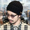 TROPHY CLOTHING トロフィークロージング / 「Low Gauge Knit Cap」 ローゲージニットキャップ / MEN'S メンズ / ニット帽 / 帽子 / ウール / ワンポイ