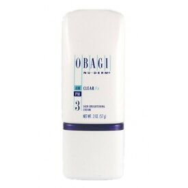 オバジ ニューダーム クリアFX 2oz/57g OBAGI NU-DERM CLEAR FX Skin Brightening Cream