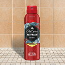 【スプレータイプ】Old Spice Refresh Hawkridge Body Spray, 3.75 fl oz/106g オールドスパイス ホークリッジ...