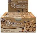 クエストバー プロテインバー オートミール&チョコレートチップ 12本入り/ Quest Bar Protein Bar Oatmeal&Chocolate …