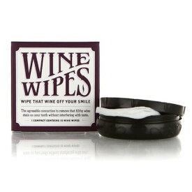 Wine Wipes 15wipes/Case / 口元をキレイに★ワイン ワイプス 15枚入り