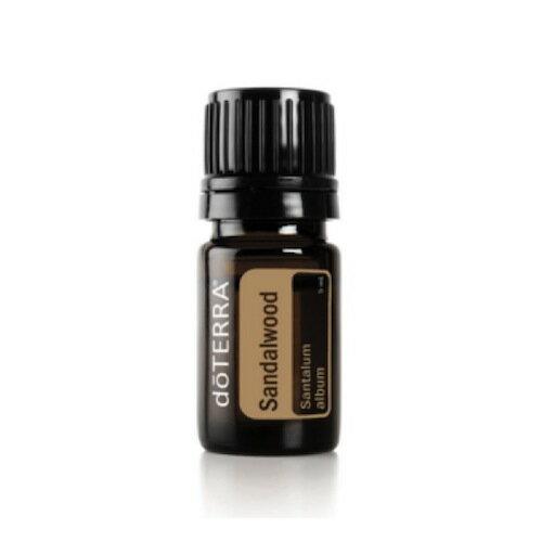 ドテラ エッセンシャルオイル サンダルウッド(白檀)(アロマオイル) 5ML / doTERRA Essential Oil Sandalwood (Indian)