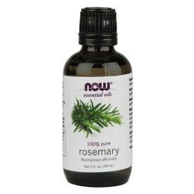 NOW Rosemary oil 2oz #7496/ ナウ ローズマリーオイル 59ml