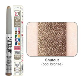 the Balm★ Eyeshadow Stick/ザ・バーム アイシャドースティック スティック(Shutout)