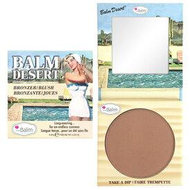 the Balm★ Bronzer Balm Desert/ザ・バーム ブロンザー バームデザート