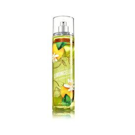 【 Bath & Body Works 】バスアンドボディワーク スパークリング リモンチェッロ フレグランスミスト SPARKLING LIMONCELLO Fragrance Mist