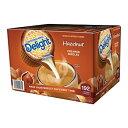 International Delight Hazelnut Creamer Singles 192ct / インターナショナル デライト ヘーゼルナッツ