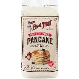 【訳あり】ボブズ レッド ミル グルテンフリー パンケーキミックス 623g Bob's Red Mill Gluten Free Pancake Mix 22oz 【数量限定販売】