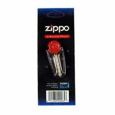 Zippo 6 Genuine Flints/ジッポ ライター用 着火石 フリント(6石入)【訳あり/在庫処分】
