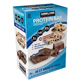 Kirkland Protein Bar 20ct カークランドプロテインバー20本入り