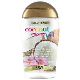 OGX Coconut Miracle Oil 100ml オージーエックス ココナッツミラクルオイル 100ml
