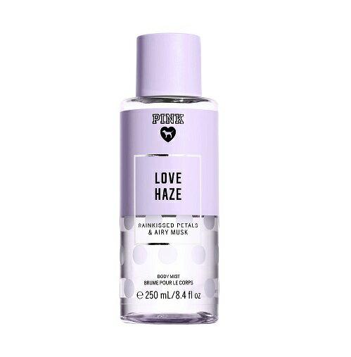 Victoria's Secret ヴィクトリアシークレット PINK ピンク LOVE HAZE ラブ ヘイズ ボディーミスト 250ml
