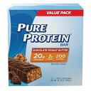 □■Pure Protein Bar■□Gluten Free Peanut Butter 12ct/グルテンフリー ピーナッツバター味