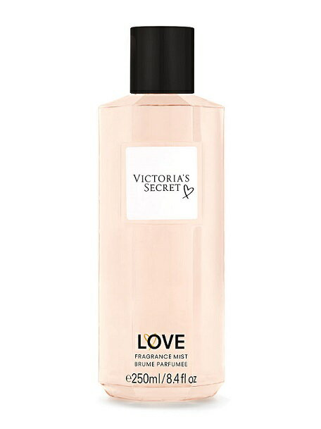Victoria's Secret ヴィクトリアシークレット ラブ LOVE ボディミスト250ml