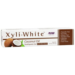 XyliWhite Coconut Oil Toothpaste Gel / キシリホワイト ココナッツオイル 歯磨きジェル