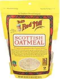 Bob's Red Mill Scottish Oatmeal / ボブズレッドミル スコティッシュ オートミール 567g(20oz)