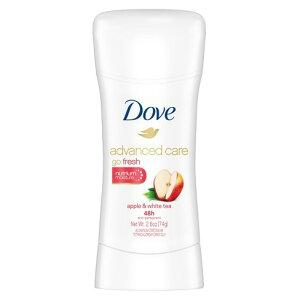 【Apple & White Tea】アドバンスド Dove ダヴ デオドラント 74g デオドラントスティック ラベンダーフレッシュ