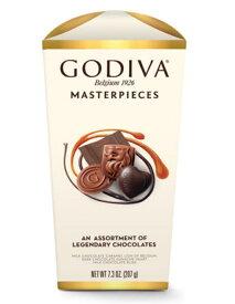 【訳あり/溶けあり/賞味期限2019年12月】Wrapped Assorted Godiva Masterpieces Chocolate Box