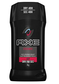 アクセ ドライアクション固形デオドラント エッセンス 76g AXE Antiperspirant Invisible Solid, Essence, Dry