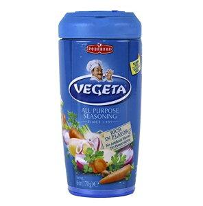 クロアチアの調味料 野菜ブイヨン ベゲタ Podravka Vegeta Seasoning 6oz