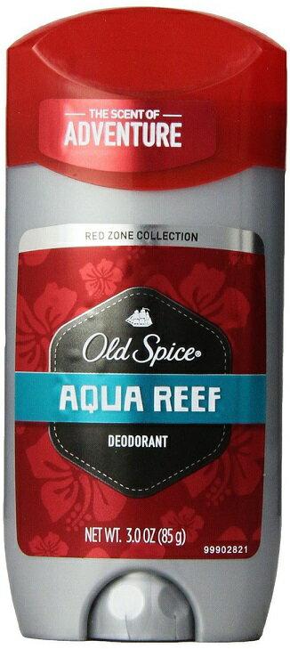 Old Spice Red Zone Aqua Reef 85g オールドスパイスアクアリーフの香りデオドラント