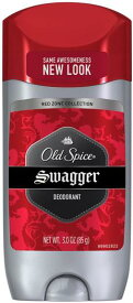 送料無料 Old Spice オールドスパイス RED ZONE Swagger デオドラント(スワッガー)85g