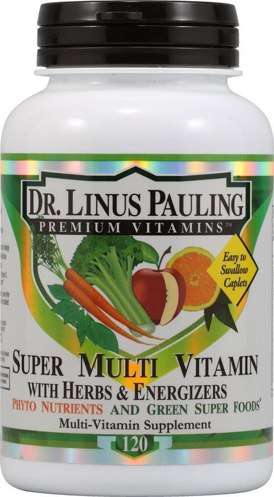 【送料無料】ライナス ポーリング博士のスーパーマルチビタミン Dr. Linus Pauling Super Multi Vitamin
