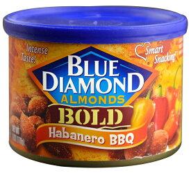 ブルーダイアモンド アーモンド(Habanero BBQ)ハバネロ バーベキュー Blue Diamond Almonds