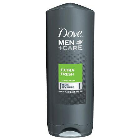 ダブ男性用 ボディ&フェイスウォッシュ [エキストラ・フレッシュ]/Dove Men and Care Body and Face Wash, Extra Fresh 13.5oz