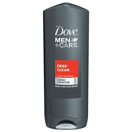 ダブ男性用 ボディ&フェイスウォッシュ [ディープ・クリーン]/Dove Men and Care Body and Face Wash, Deep Clean 13.5oz