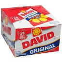 DAVID Sunflower Seeds デイビッド サンフラワーシード オリジナル 24パック ひまわりの種