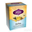 Yogi Tea Detox 16 tea bags / ヨギ ティー デトックス 16袋入り 【訳あり/パッケージダメージ/賞味期限 2019年2月1…