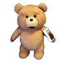 【訳あり/在庫処分】「TED 18inch(約46cm) Plush Toy Bear テッド映画 おしゃべりぬいぐるみ 【正規品】