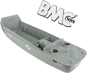 第二次世界大戦 1/32スケール ヒギンズボート BMC アーミー 模型 フィギュア アメリカーナがお届け!
