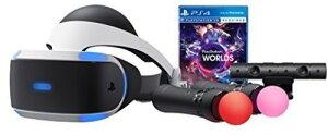 PlayStation プレイステーション PS4 VR ワールド バンドル ビデオゲーム アクセサリー 米国品 アメリカーナがお届け!