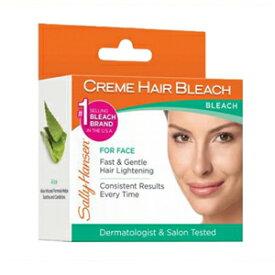 Sally Hansen CREME HAIR BLEACH FOR FACE サリーハンセン クリームヘア・ブリーチ フォーフェイス