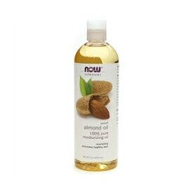 NOW Sweet Almond Oil Moisturizing Oil 16 OZ #7661 ナウ スイートアーモンドオイル 473 ml