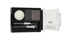 NYX Eyebrow Powder /NYX アイブロウパウダー 色[01 Black/Gray 黒/グレー]