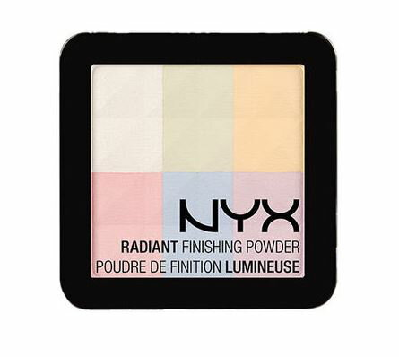 NYX Radiant Finishing Powder /NYX ラディアント フィニッシングパウダー 色[01 Brighten ブライテン]