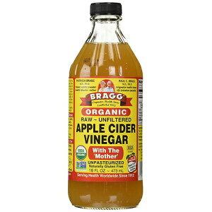 ブラグ アップル サイダー ビネガー りんご酢 Bragg Apple Cider Vinegar 16 oz / 473 ml