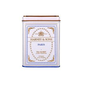 Harney & Sons ハーニー&サンズ 【PARIS】パリティー ティーバッグ20個入り