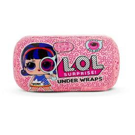 L.O.L. サプライズ! アンダーラップドール アイスパイシリーズ L.O.L. Surprise! Under Wraps Doll - Series Eye Spy