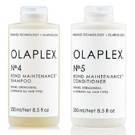▼OLAPLEX▼ #4 Bond Maintenance Shampoo & #5 Bond Maintenance Conditioner SET/オラプレックス ボンド メンテナンス シャンプー&コンディショナー セット