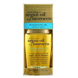 OGX ARGAN OIL OF MOROCCO PENETRATING OIL 100ml オージーエックス モロッコ アルガンオイル ヘアオイル 100ml